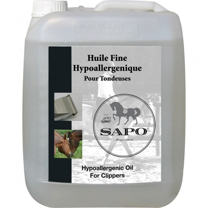 Hypoallergenic Oil for Clippers SAPO